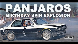 Repeat youtube video SPINNING TRAILER  - PANJAROS EVENT.