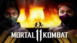 Mortal Kombat 11 - Jade Vs Kitana (Very Hard)