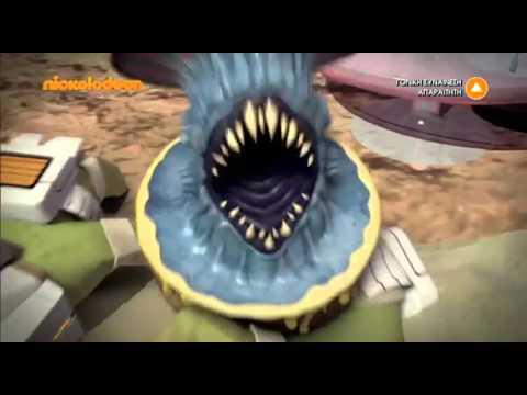 Χελωνονιντζάκια | Season 4 Promo [Nickelodeon Greece]