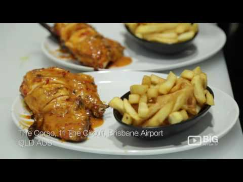 Zambeekas Restaurant in Brisbane for African Food and Grilled Chicken