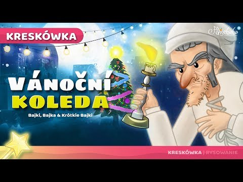 Vánoční Koleda bajki dla dzieci po Polsku Bajka i kreskówka na Dobranoc