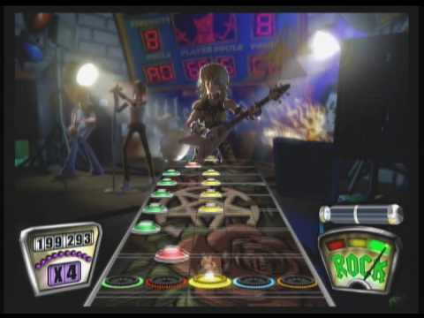 Who was in my room last night 100 fc expert guitar hero 2 - Who was in my room last night live ...