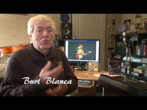 Burt Blanca un Compositeur Interprète d
