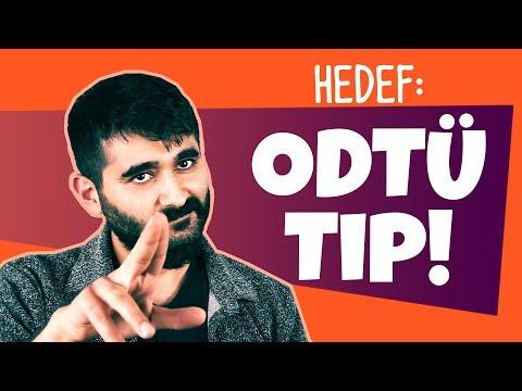 HEDEF: ODTÜ TIP! - Furkan Devran'la Sınava Doğru