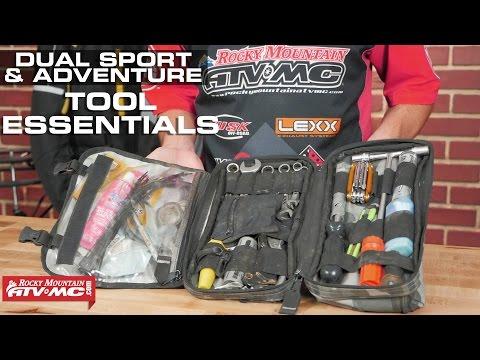 Dual Sport & Adventure Motorcycle Tool Essentials