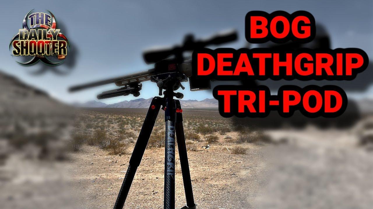 BOG DeathGrip Carbon Fiber Tri-Pod Review