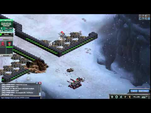 War Commander Whoops: The Devils Un-Relieved Battles In The Artic Challenge Level 30 (Sector 391)