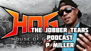 "The Jobber Tears Podcast ""Percy Miller"" S.5 Ep 1"