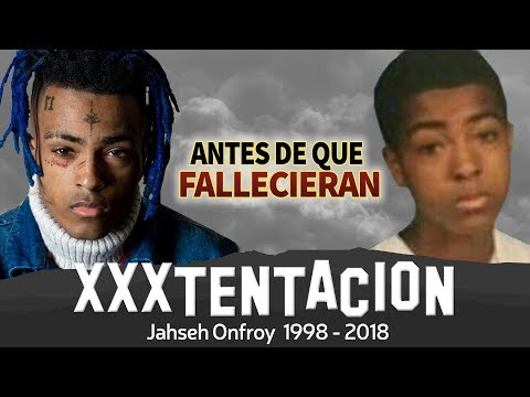 XXXTENTACION | Antes De Que Fallecieran | BIOGRAFIA