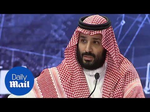 Saudi prince calls Khashoggi's murder a 'heinous crime'