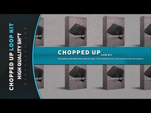 "Free Loop Kits & Drum Kits ""Chopped Up"" [FREE DOWNLOAD]"