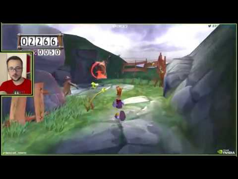 Brigade Anti-Fun - Rayman 3 #3 - Benzaie Live