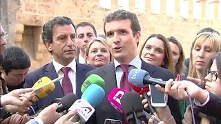 """Casado califica de """"gran irresponsabilidad"""" los """"viernes sociales"""" del Gobierno"""