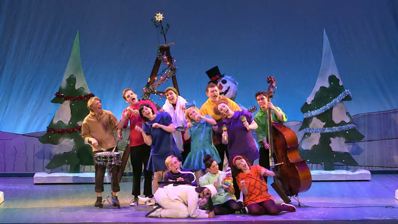 Peanuts Christmas Musical.A Charlie Brown Christmas Live On Stage At Mayo Performing Arts Center