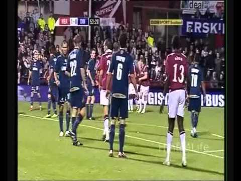Hearts Vs Dinamo Zagreb (2-0) (27-08-2009)