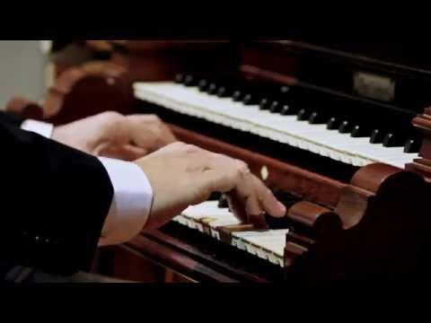 Jacques van Oortmerssen - J.S. Bach - Fuga G Moll BWV 542/2 - Live in Smarano