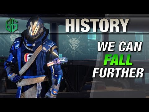 How Destiny's Guardian's can learn from History || What are the Dark Ages? #GuardianLoreSchool