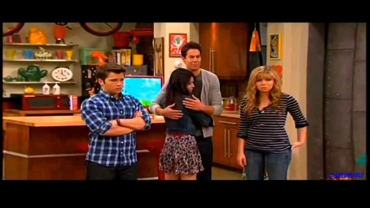 Promo iCarly: iMeet the First Lady - Nickelodeon (2012)