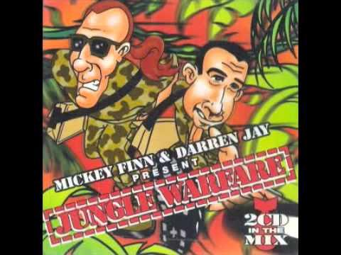 Mickey Finn - Jungle Warfare