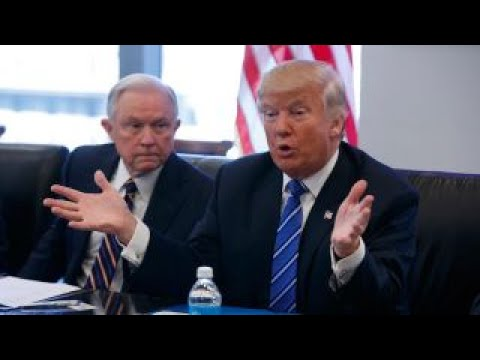 Trump takes on AG Jeff Sessions over recusal