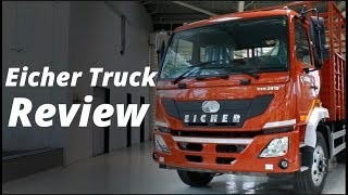 Eicher Pro 3015: How an Indian truck is made and what it