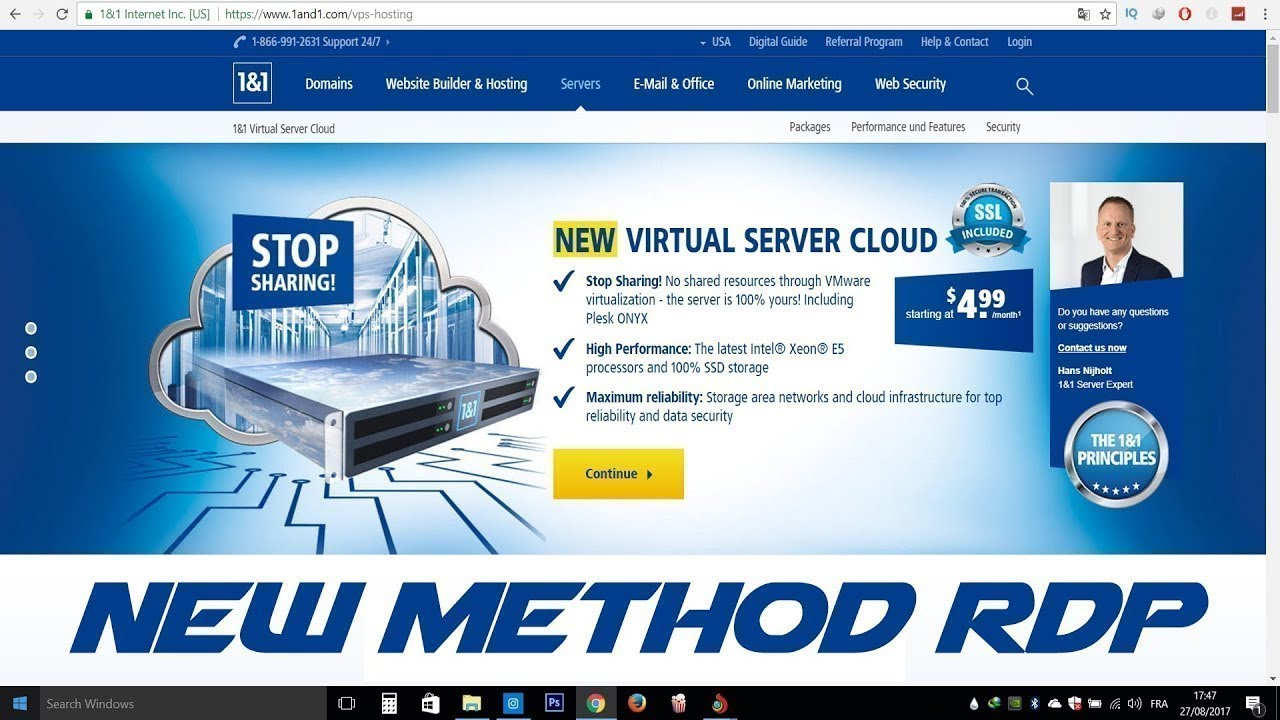 Download How To Get Free Vps Domain Names From Ionos Mrprincex | COLPOST