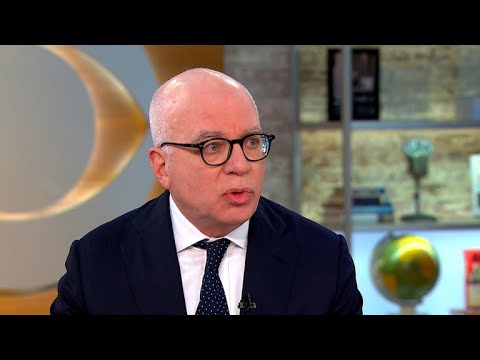 "Michael Wolff on his access to the president for ""Fire and Fury"""