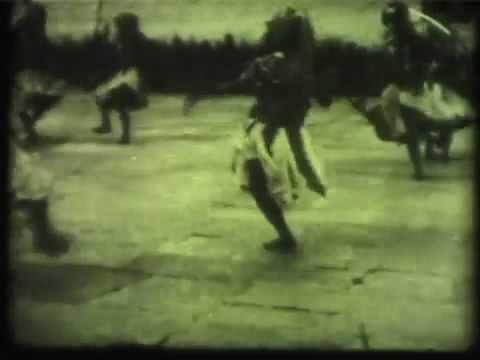 Paro, Bhutan in 1936