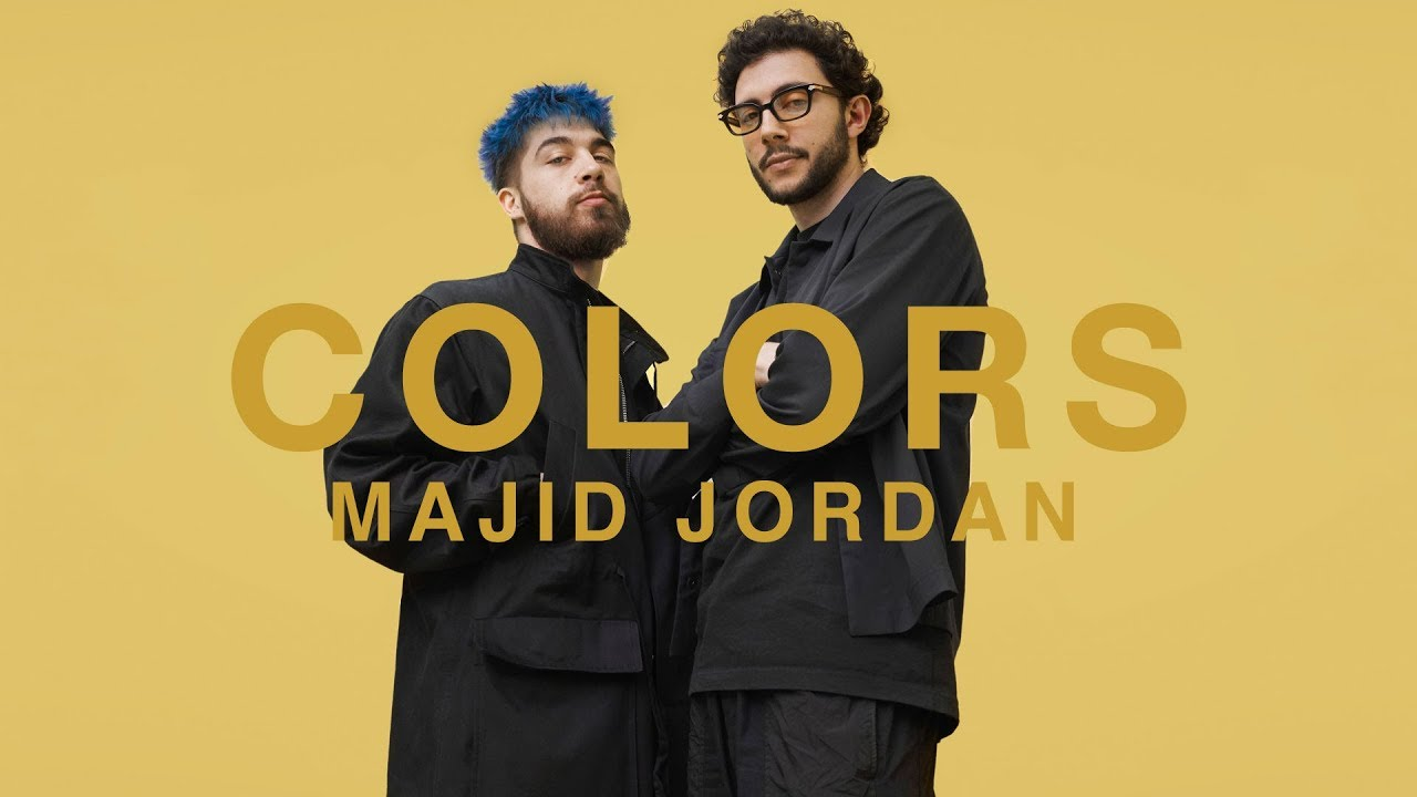 Color rosa Comprimido Patria  Majid Jordan - What You Do To Me | A COLORS SHOW - YouTube