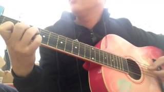 Đi đâu để thấy hoa bay (Hoàng Dũng)- Guitar acoustic cover -Đệm hát
