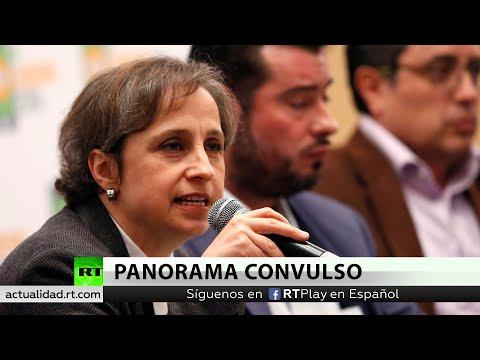 RT en Español: Carmen Aristegui a RT: