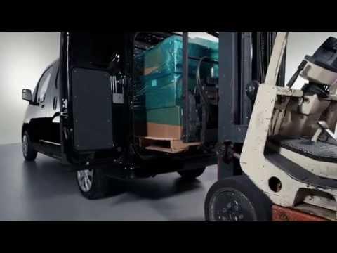 NV200 Compact Cargo Van Competitive Comparison