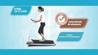 Esteira CLE10 - Linha Classic | act! home fitness by Caloi - Dicas de Treino