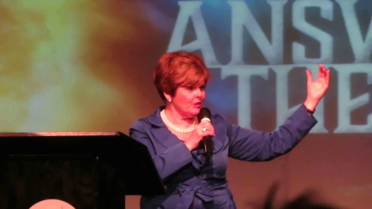 Morningstar Partners Weekend - Cindy Jacobs, prophetic words, Friday pm May  31, 2019 (#3 of #13)