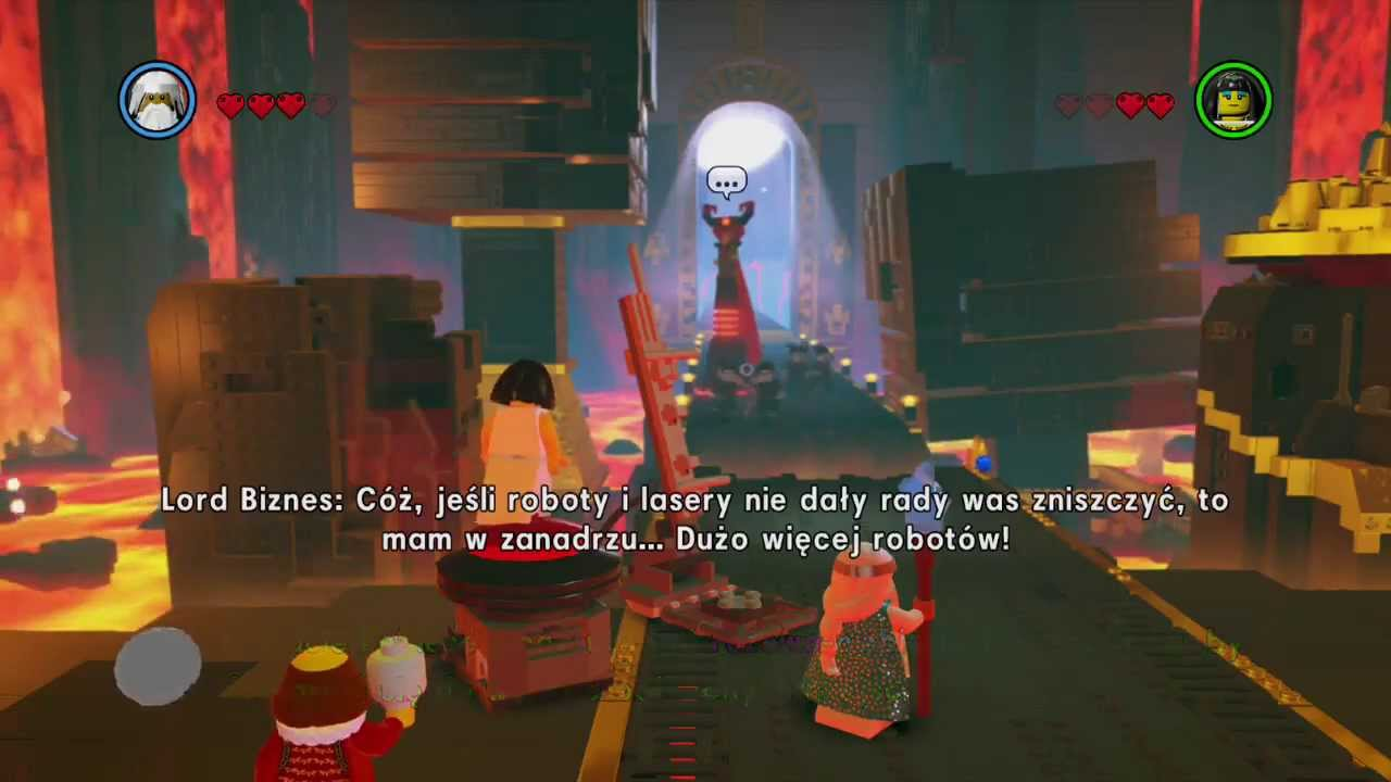 The Lego Movie Videogame Ps4 Lego Przygoda Gra Wideo Youtube