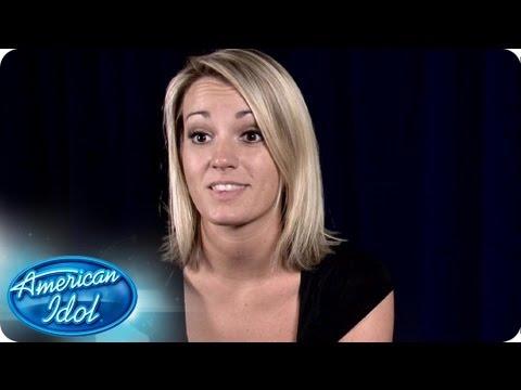 Kathleen Swartz: Road To Hollywood Interviews - AMERICAN IDOL SEASON 12
