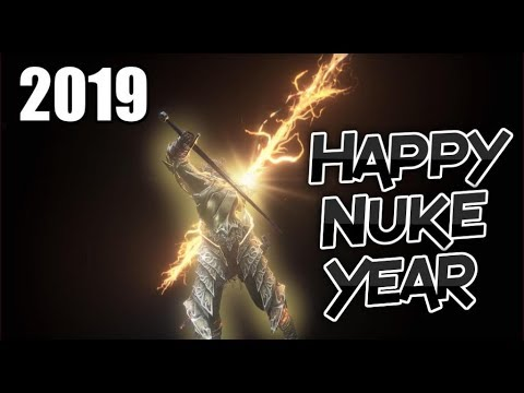 Dark Souls 3: Happy Nuke Year (2019)