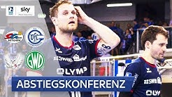Der Abstiegskrimi in der Konferenz | Highlights - DKB Handball Bundesliga 2018/19