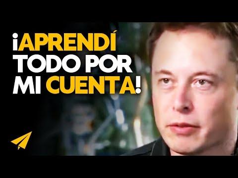 ¡NO Necesitas Título Universitario para tener ÉXITO! | Elon Musk en Español: 10 Reglas para el éxito