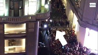 Justin Bieber llega a Los 40 Principales