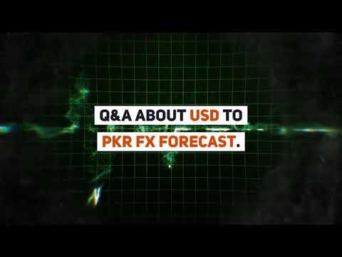 USD To PKR Forecast