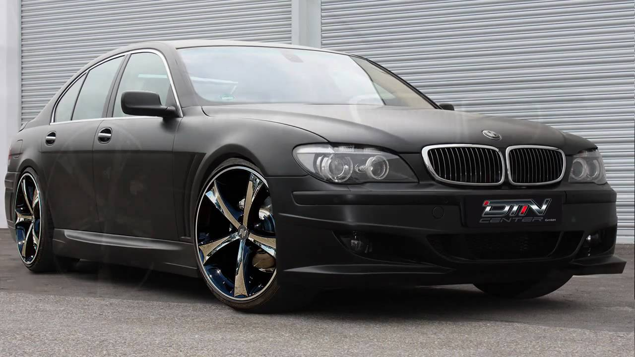 Bmw E65 By Dtn-center