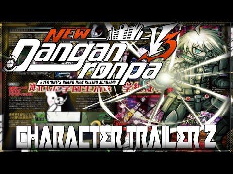 Repeat [NEW] DanganRonpa V3 NEWS/Reaction - New Mini Games