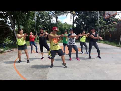 Ba Shark Remix Zumba dance  Paul Nunez