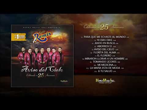 Los Remis - Aviso De Cielo (Disco Completo 2018)