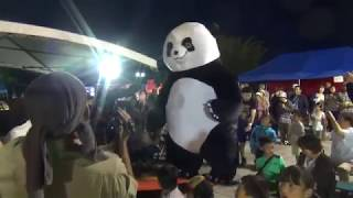 人気のパンダは上野だけじゃないんだぜ!今、注目を集めているプロレスラー「アンドレザ・ジャイアントパンダ」とは!?