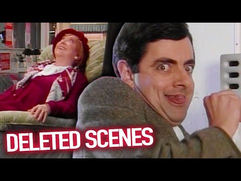 Bean Deleted Scenes | RARE UNSEEN Clips | Mr Bean Official