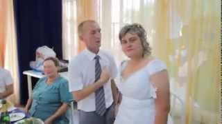 Свадьба угар! Село прикол 2013!!!! Ржака