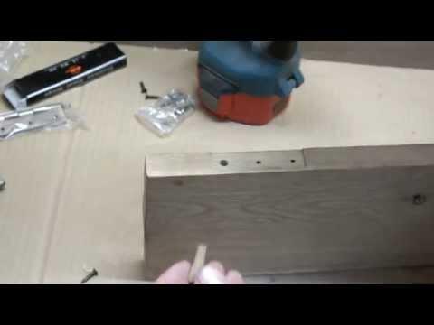 Как выкрутить сломанный саморез из дерева