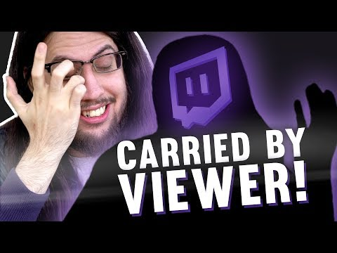Imaqtpie - TWITCH VIEWER CARRIES ME IN RANKED?